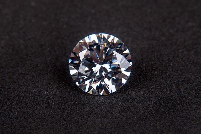 Diamant aus Tierasche